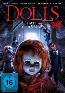 Dolls - Schau hin oder stirb, DVD