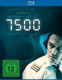 7500 (Blu-ray), Blu-ray Disc