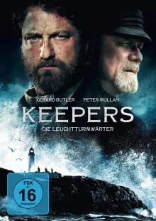 Keepers, DVD