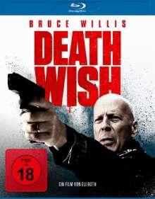 Death Wish (2017) (Blu-ray), Blu-ray Disc