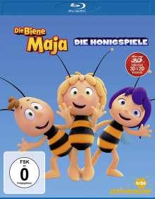 Die Biene Maja - Die Honigspiele (3D Blu-ray), Blu-ray Disc