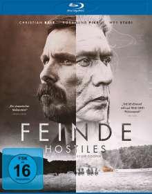 Feinde (Blu-ray), Blu-ray Disc