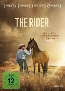 The Rider, DVD
