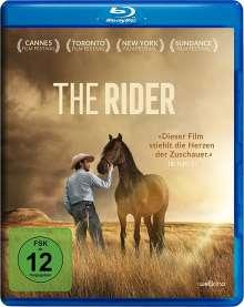 The Rider (Blu-ray), Blu-ray Disc