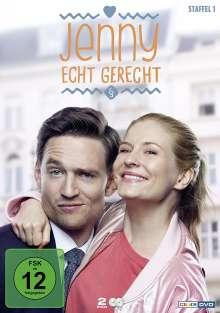 Jenny - Echt gerecht Staffel 1, 2 DVDs