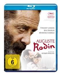 Auguste Rodin (Blu-ray), Blu-ray Disc