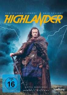Highlander, DVD