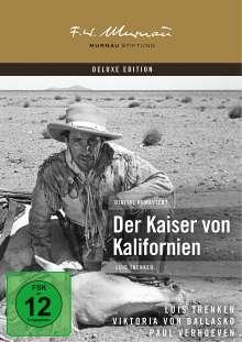 Der Kaiser von Kalifornien, DVD