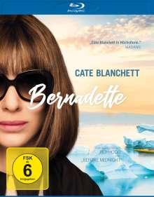Bernadette (Blu-ray), Blu-ray Disc