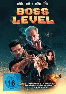 Boss Level, DVD