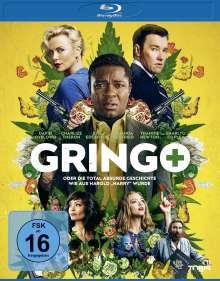 Gringo (Blu-ray), Blu-ray Disc