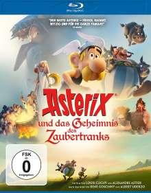 Asterix und das Geheimnis des Zaubertranks (Blu-ray), Blu-ray Disc