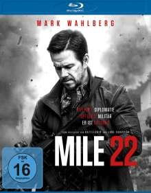 Mile 22 (Blu-ray), Blu-ray Disc