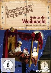 Augsburger Puppenkiste: Geister der Weihnacht, DVD
