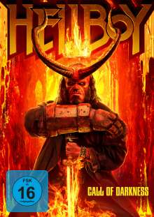 Hellboy - Call of Darkness, DVD