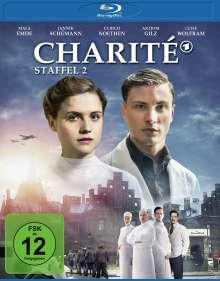 Charité Staffel 2 (Blu-ray), Blu-ray Disc