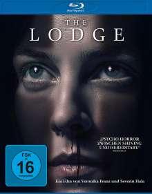 The Lodge (Blu-ray), Blu-ray Disc