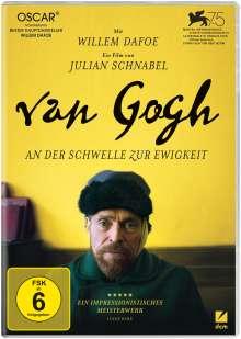 Van Gogh - An der Schwelle zur Ewigkeit, DVD
