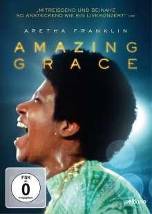Aretha Franklin: Amazing Grace (OmU), DVD