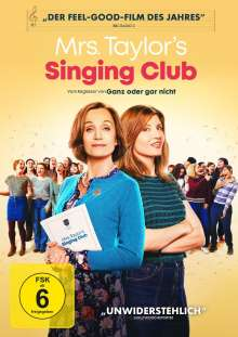 Mrs. Taylor's Singing Club, DVD