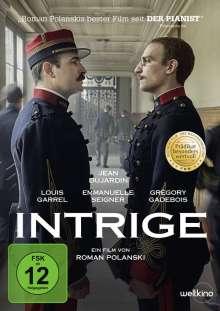 Intrige, DVD