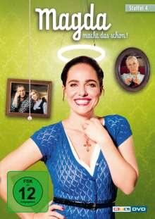Magda macht das schon! Staffel 4, DVD