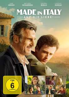 Made in Italy (2020), DVD