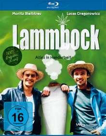 Lammbock (Blu-ray), Blu-ray Disc