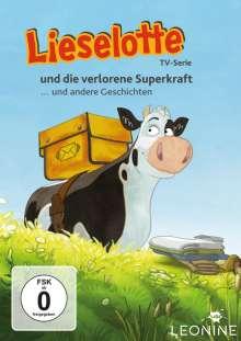 Lieselotte DVD 2: Lieselotte und die verlorene Superkraft, DVD