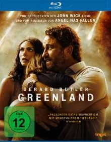 Greenland (Blu-ray), Blu-ray Disc