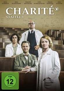 Charité Staffel 3, 2 DVDs