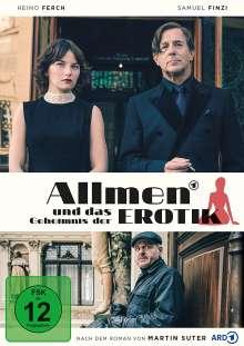 Allmen und das Geheimnis der Erotik, DVD