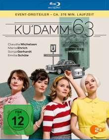 Ku'damm 63 (Blu-ray), Blu-ray Disc