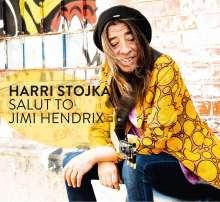 Harri Stojka (geb. 1957): Salut To Jimi Hendrix, CD