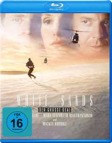 White Sands (Blu-ray), Blu-ray Disc
