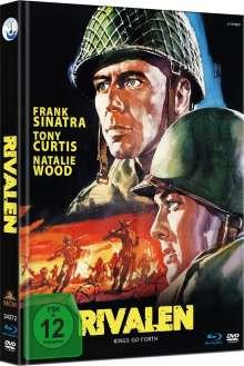 Rivalen (Blu-ray & DVD im Mediabook), 1 Blu-ray Disc und 1 DVD
