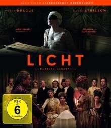 Licht (Blu-ray), Blu-ray Disc