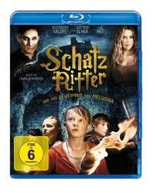 Schatzritter und das Geheimnis von Melusina (Blu-ray), Blu-ray Disc