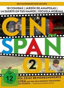 Cinespañol 2 (OmU), 4 DVDs