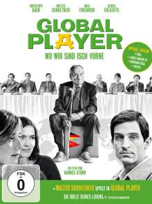 Global Player, 2 DVDs