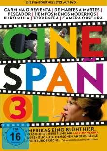 Cinespañol 3 (OmU), 7 DVDs