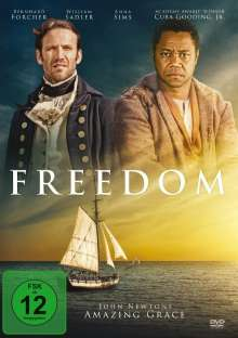 Freedom - John Newton's Amazing Grace, DVD