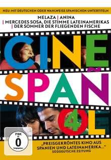 Cinespañol 4 (OmU), Blu-ray Disc