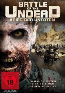 Battle of the Undead, DVD
