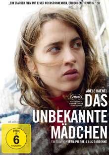 Das unbekannte Mädchen, DVD