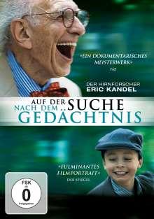 Auf der Suche nach dem Gedächtnis - Der Hirnforscher Eric Kandel, DVD
