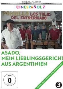 Asado, mein Lieblingsgericht aus Argentinien (OmU), DVD