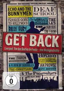 Get Back - Liverpool: Von den Beatles bis heute - eine Musikgeschichte, DVD