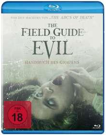 The Field Guide to Evil (8 Kurzfilme) (Blu-ray), Blu-ray Disc