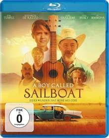 A Boy Called Sailboat (Blu-ray), Blu-ray Disc